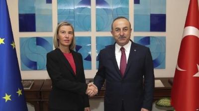 土耳其-欧盟会议气氛紧张