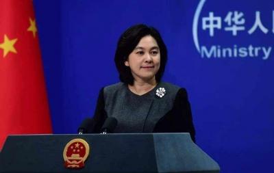 外交部:中美外交安全对话11月9日在美举行