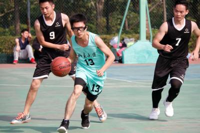 运动联结社区友谊!大学城社区体育文化节开幕