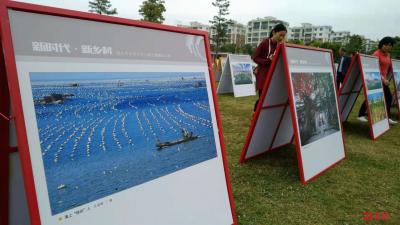 用光影刻画特区巨变 汕头举办最大规模的开放式影展