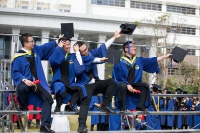 新生力军!哈工大(深圳)2019届首批研究生毕业啦!