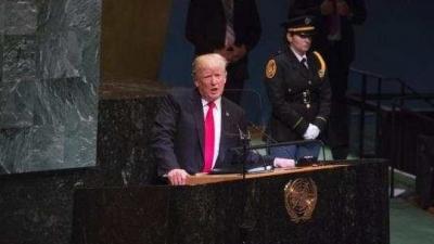 特朗普签署行政令:联邦政府将于12月24日关门