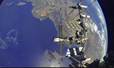 俄飞船与国际空间站顺利对接