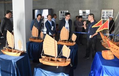 普及海洋文化!中国涉海博物馆文创品联展开幕