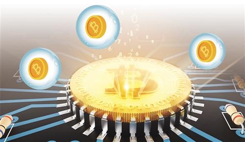 """比特币年内跌80%  """"币圈""""还有泡沫吗?"""