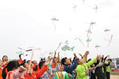 粤港澳大湾区航空、航海模型公开赛在东莞落幕
