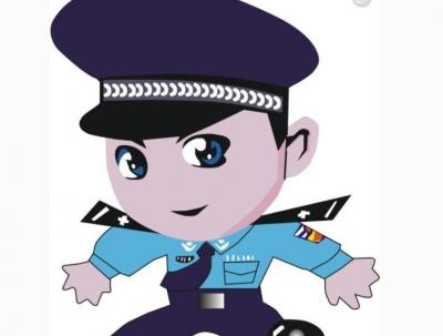 警车警员车巡步巡结合,助粗心母亲找回走失女儿