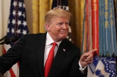 """特朗普称墨西哥将为建墙""""买单"""" 美政府:不,是纳税人"""
