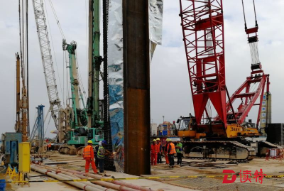 42.35米!中国民用建筑最深基坑记录产生