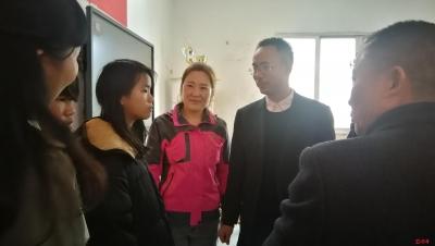 深圳市人才联合党委捐15000余元 帮河源贫困户住新家过新年