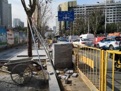 深圳拟出台道路开挖管理办法:同一路段一年只安排一次挖掘