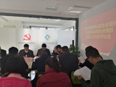 坪山社会组织总会发布诚信公约 会员单位签署公约