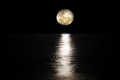 """当元宵节遇上""""超级月亮"""" 快来pick赏月指数"""