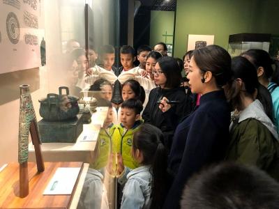 博物馆里过新年!春节假期深圳博物馆迎客13.5万人次