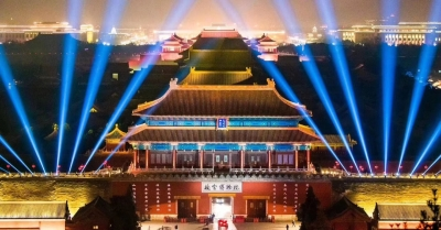 """让传统文化时髦起来,600岁的故宫""""卖萌耍酷""""走红"""