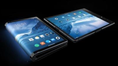 折叠屏手机明年七八千元可搞掂