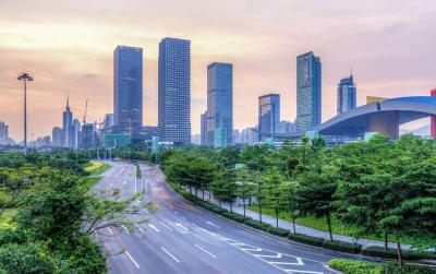 向着新的高度腾飞——写在深圳建市40周年之际