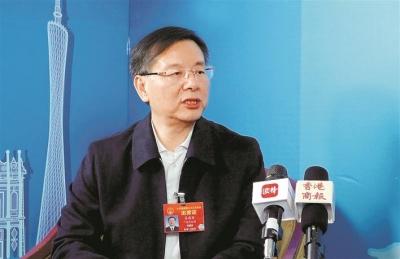 全国人大代表、湛江市市长姜建军:  主动融入大湾区实现联动发展