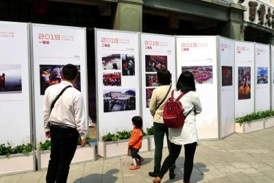 光影记录!2019全球华人新春手机摄影大赛在汕头颁奖