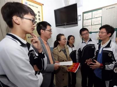 厉害了!深圳这所高中学生的提案被带到全国两会
