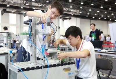 金奖得主奖励提高至100万!深圳将重奖世界技能大赛参与者