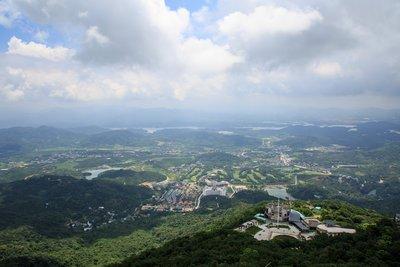 惠州蝉联国家卫生城市