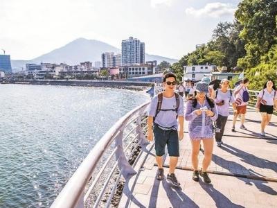 深圳以绿为媒连接全市山水文化资源 构建生态绿道系统