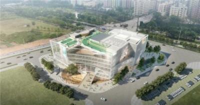 龙华区又一文化地标!深圳书城龙华城11月开业