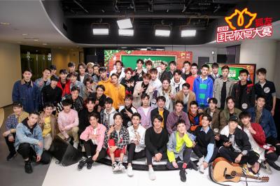 2019狐友国民校草海选开启, 谁是下一个杨昊铭?