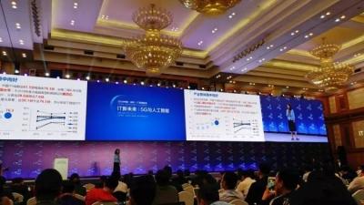 识圳 | 2019中国(深圳)IT峰会举行,大咖都在谈TA俩