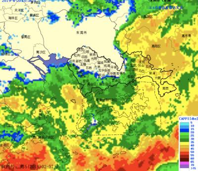 三防快讯 | 深圳今日暴雨预警4个半小时,最大累计雨量89.3毫米