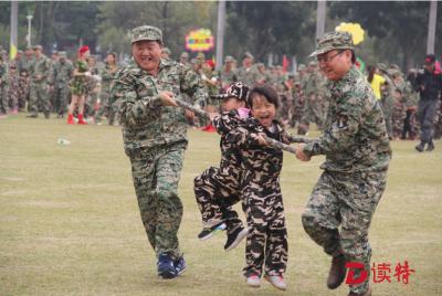 把国防教育贯穿于日常教学  深圳两所学校探索新路获教育部点赞