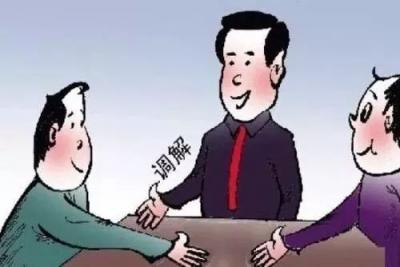 龙岗调解一线:交通事故引纠纷,人民调解化干戈