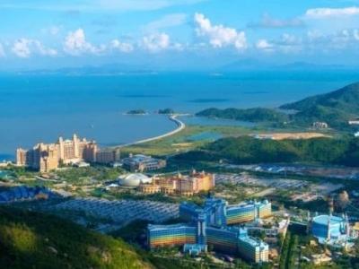 刚刚,《横琴国际休闲旅游岛建设方案》出炉!旅游岛这样建