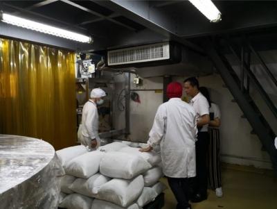 大鹏新区应急管理局开展安全生产大检查
