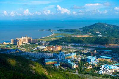 重磅!国务院批复同意《横琴国际休闲旅游岛建设方案》