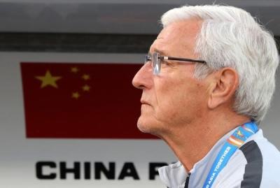 归来!里皮再度出任中国国家男子足球队主教练