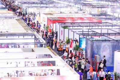 时尚大秀亮相鹏城 深圳国际服装供应链博览会春季展举行