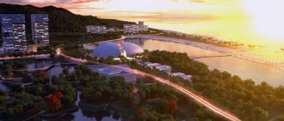 深汕特别合作区携手华侨城打造大湾区首席滨海文化旅游小镇