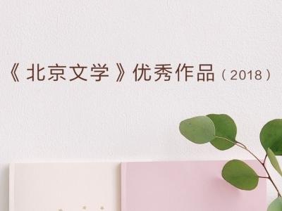 深圳作家南翔吴君上榜!《北京文学》评出2018年40部佳作