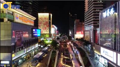 叮视频 | 艺术+科技!华强北这场数字艺术节太燃了