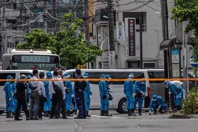日本發生持刀砍人事件:13名兒童等校車時被刺 嫌疑人已死亡