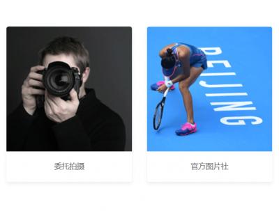 视觉中国恢复网站上线运营 未登录用户无法检索图片