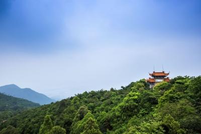 專家學者6月2日聚首東莞觀音山,探討中國生態旅游發展