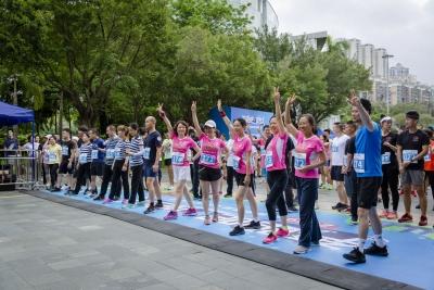 市直機關趣味運動會舉行!50家單位1000余名運動員參賽