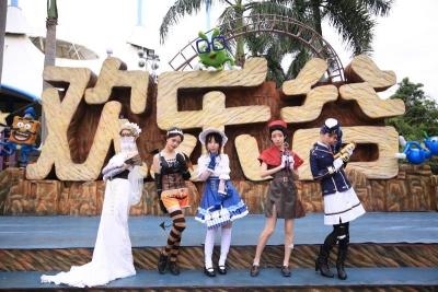 《第五人格》欢乐嘉年华暨第三届深圳欢乐谷国际动漫节盛大开幕