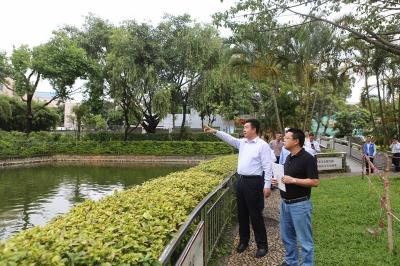 福永推进水污染治理,脚步丈量23条水体用心看现场查问题督进度