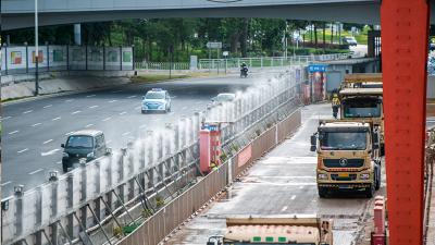 """占道施工""""短痛长甜""""!深圳今年已统筹减少1855个重复开挖路段"""