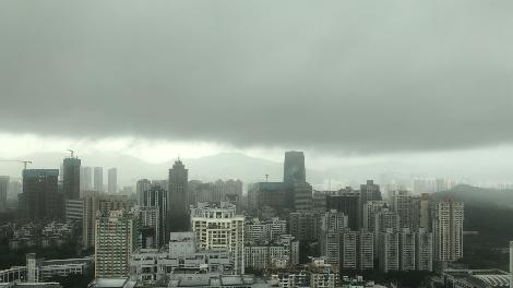 滚动 | 深圳全市取消所有暴雨预警信号 下午以阵雨为主并伴有零散雷暴