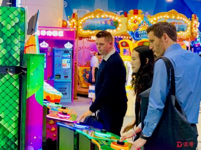 中国企业看好全球休闲娱乐消费市场